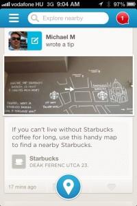 Budapest Starbucks Finder