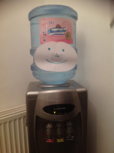 Happy Water Cooler